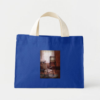 Television - The Invention of Television Tote Bags