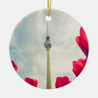 Television tower Berlin Ornaments