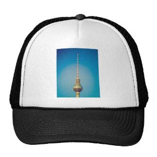 Television tower Berlin Trucker Hats