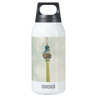 Television tower Berlin Insulated Water Bottle