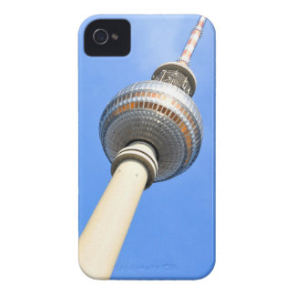 Television Tower (Fernsehturm) in Berlin, Germany iPhone 4 Case-Mate Case