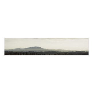Telford and Wrekin Amazing Pano Landscape Poster