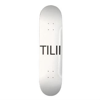 Tell It Like It Is ai Skateboard Decks