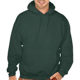 Tell it like it is! Jesus IS Lord! Hooded Pullovers