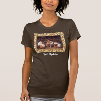 Tell Spiele, the William Tell play, Wilderswil T-Shirt