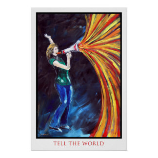 Tell the World Poster
