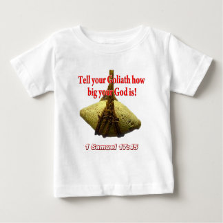 Tell Your Goliath... Tee Shirts