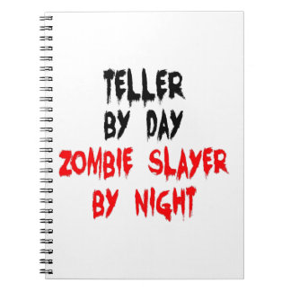 Teller Zombie Slayer Notebooks