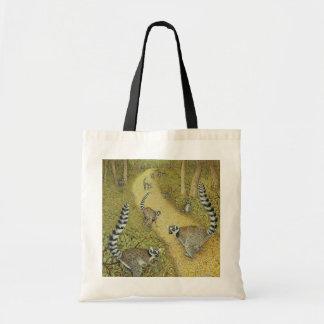 Telling tales tote bag