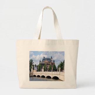 Telling the story of peace and joy Schwerin Canvas Bags