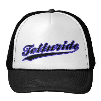Telluride Baseball Logo Hat