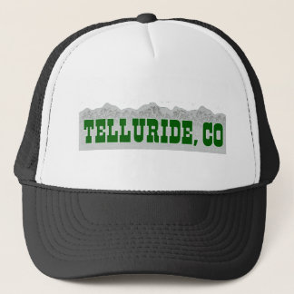 Telluride, Colorado Trucker Hat