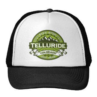 Telluride Green Cap