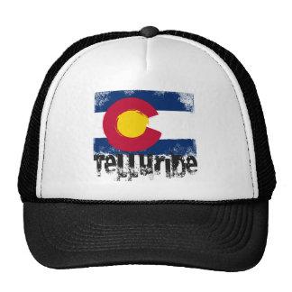 Telluride Grunge Flag Cap