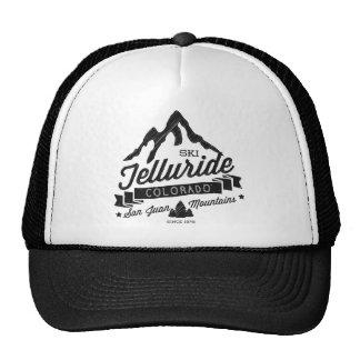 Telluride Mountain Vintage Cap