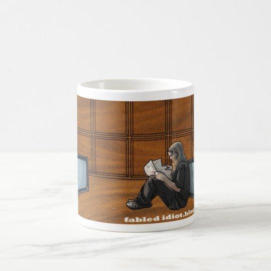 telly box Mug 1