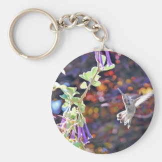 Temescal Hummingbird Keychain