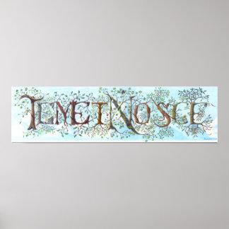 Temet Nosce Print