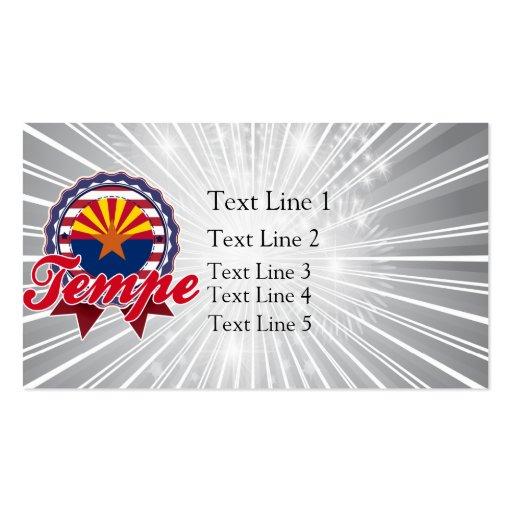 Tempe, AZ Business Card