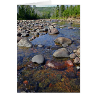 Temperance River ~ Greeting Card