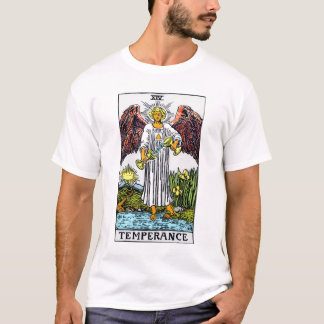 Temperance Tarot Card T-Shirt