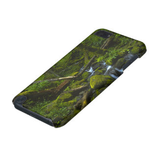 Temperate Rainforest Stream in Columbia River iPod Touch (5th Generation) Cover