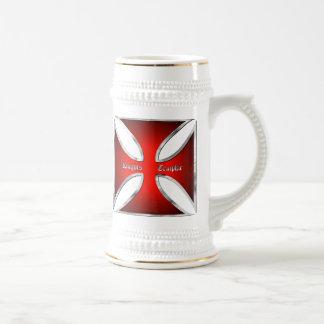 Templar Dbl Logo Mug