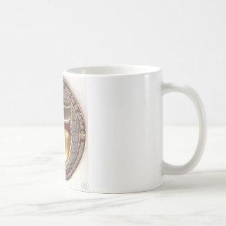 TEMPLAR EMBLEM COFFEE MUGS