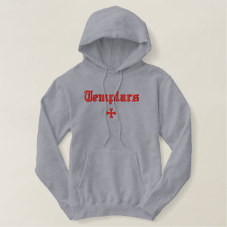 Templar Embroidered Hoodie