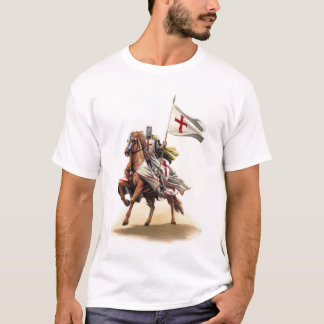 Templar Knight Crusader T-Shirt