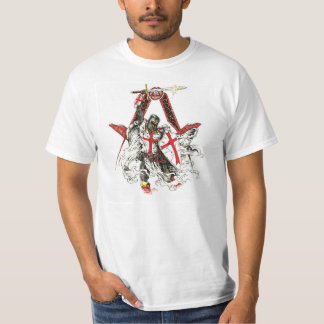 Templar Knight T-Shirt