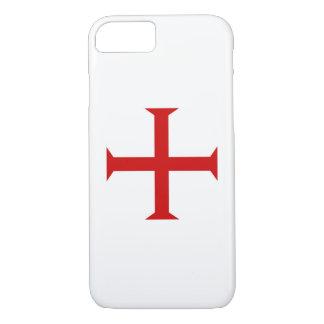 templar knights red cross malta teutonic hospitall iPhone 8/7 case