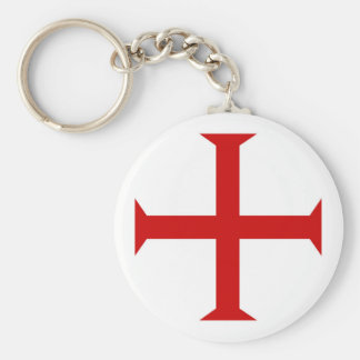 templar knights red cross malta teutonic hospitall key ring