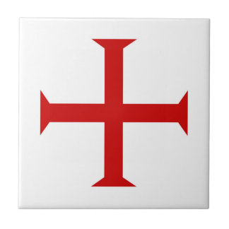 templar knights red cross malta teutonic hospitall tile