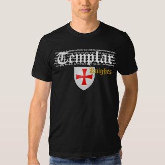 Templar Knights Tee Shirt