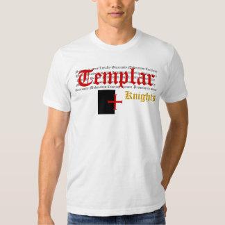 Templar Knights - virtues T-Shirt