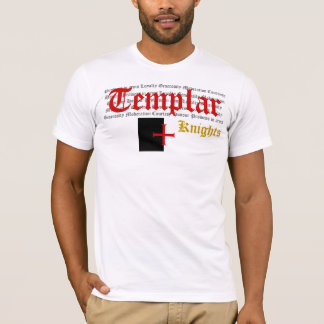 Templar Knights - virtues T-Shirt