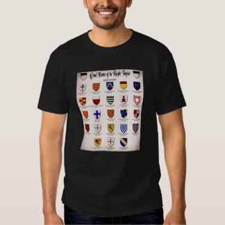 Templar Master Heraldry Shirt