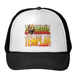 Templar Zombie Head Cap