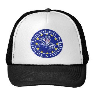 Templarii Militum of Christ Europe Cape Hats