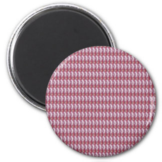 Template BLANK add TEXT image quote lable greeting 6 Cm Round Magnet