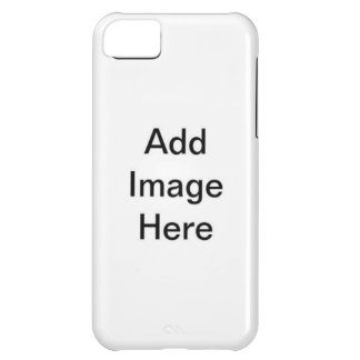 Template Blank .. Add your image text here iPhone 5C Case