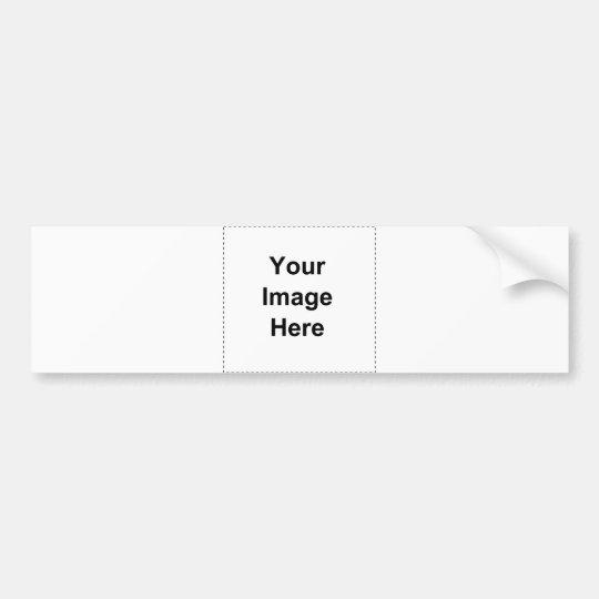 Template Bumper Sticker