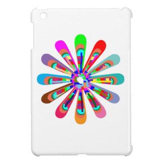 Template CHAKRA Style Art CUSTOMIZE add text image iPad Mini Cover