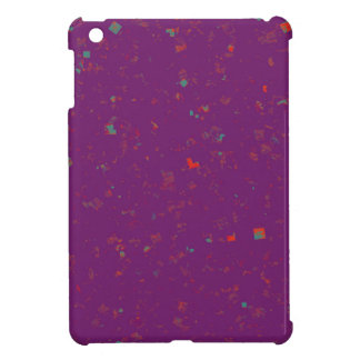 TEMPLATE Colored easy to ADD TEXT and IMAGE gifts iPad Mini Cases