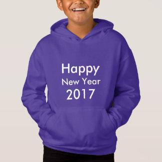 Template DIY editable text Happy New Year 2017