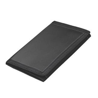 Template DIY Leather Denim Nylon Large Medium Gift Trifold Wallets