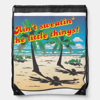 Template Drawstring Backpacks