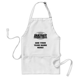 TEMPLATE Fantasy Football League Standard Apron