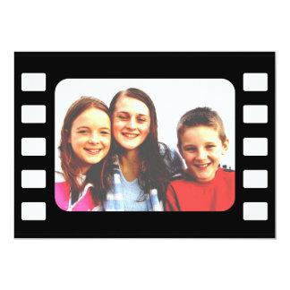 Template, Film Template 13 Cm X 18 Cm Invitation Card